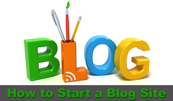 How to create your own Blog Site