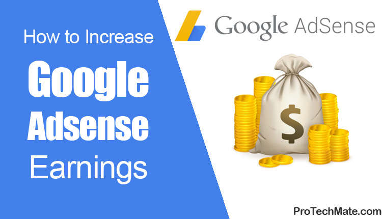 How to Increase Adsense Earnings (Tested Methods)