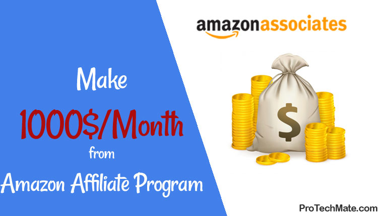 Ways to Make Money with Amazon Affiliate Program